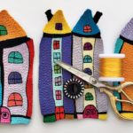 5 Happy Houses by Cathy Jack Coupland