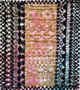 Cathy Jack Coupland.Machine Stitch Odyssey